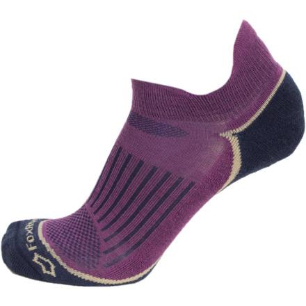 photo: Fox River Strive Ankle running sock