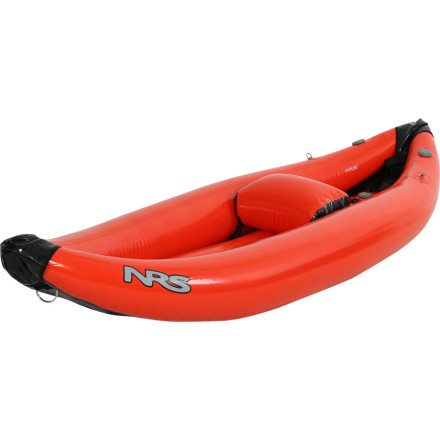 photo: NRS Bandit I inflatable kayak