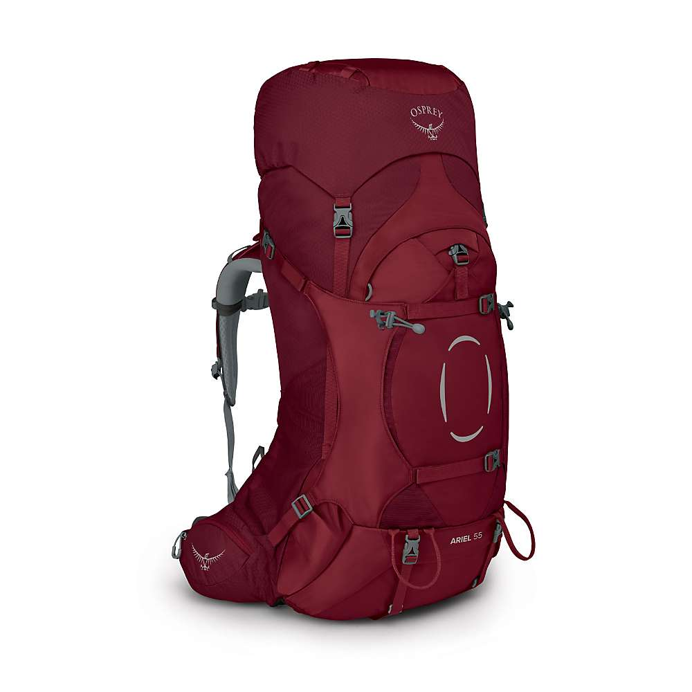 photo: Osprey Ariel 55 weekend pack (50-69l)