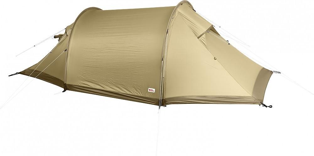 photo: Fjallraven Abisko Lite 3 four-season tent