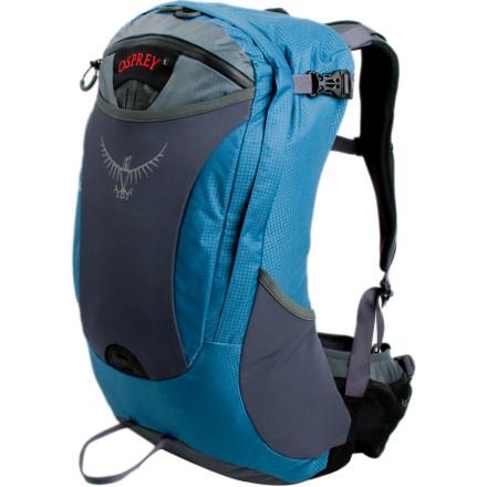 photo: Osprey Stratos 18 daypack (under 35l)