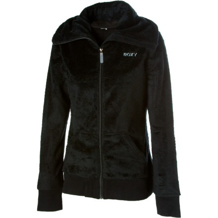 photo: Roxy Welcome Snow Fleece Jacket fleece jacket