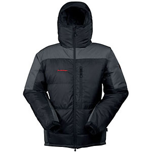 photo: Mammut Ambler Hooded Jacket down insulated jacket