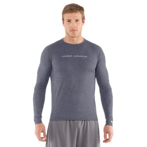 photo: Under Armour HeatGear Touch Fitted Longsleeve Crew long sleeve performance top