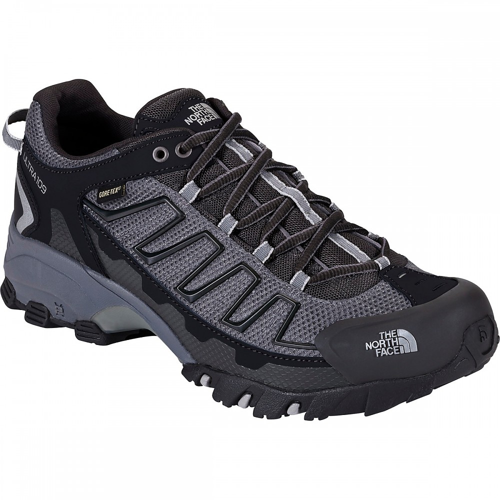 photo: The North Face Ultra 109 GTX trail running shoe