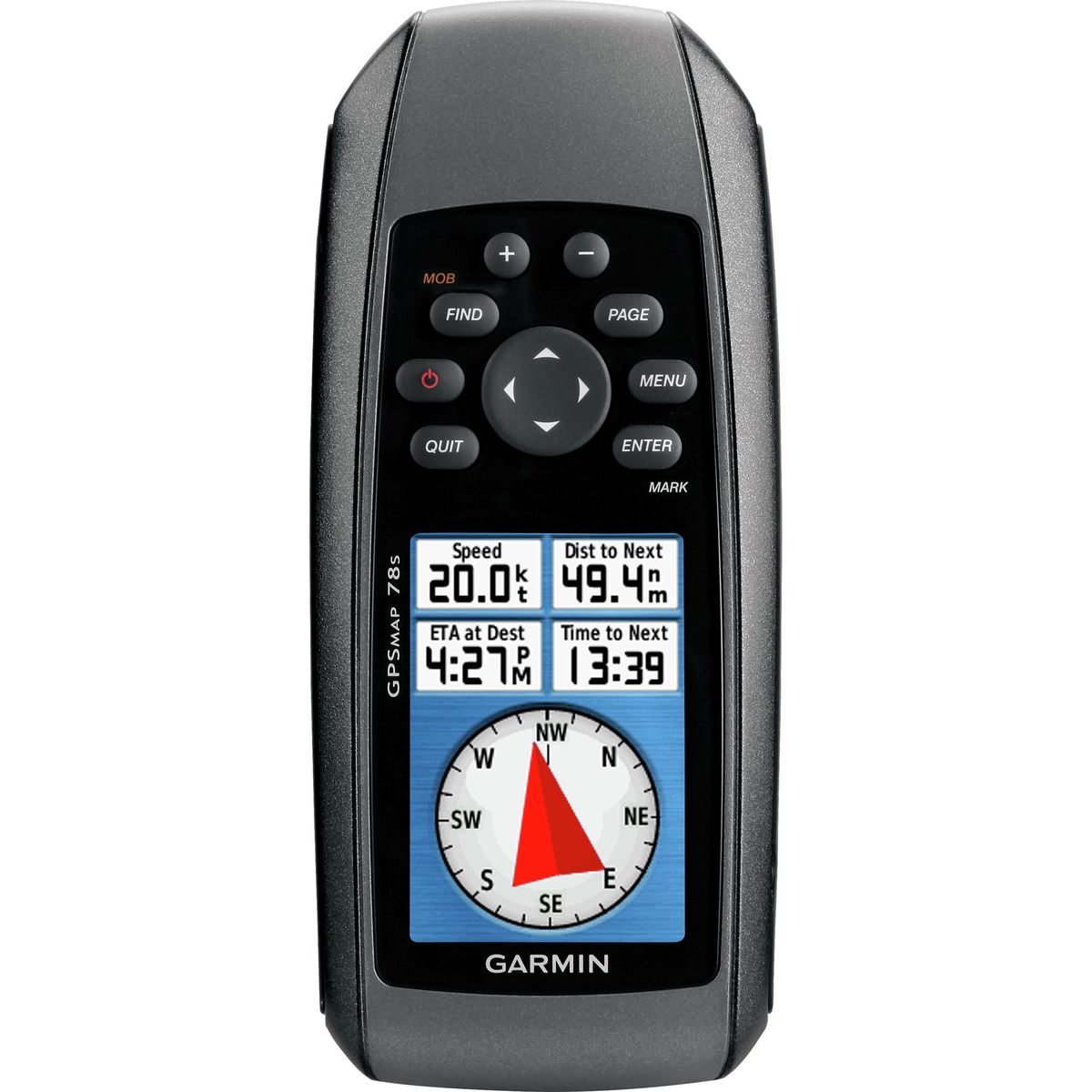 photo: Garmin GPSMap 78s handheld gps receiver