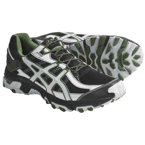 photo: Asics Gel-Trabuco 14 trail running shoe