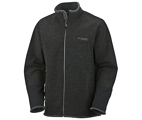 Columbia Grade Max Full Zip Sweater
