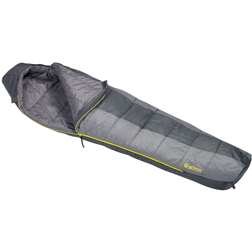 photo: Slumberjack Boundary 40F warm weather synthetic sleeping bag