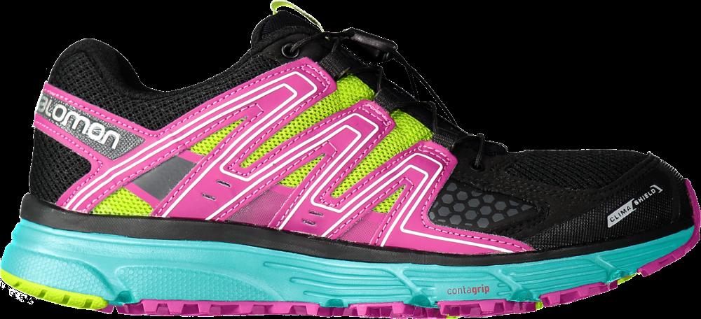 photo: Salomon Women's X-Mission 3 CS trail running shoe