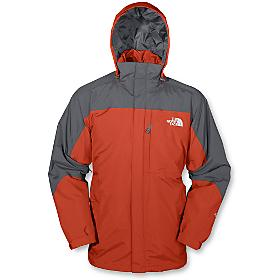 photo: The North Face Men's Talkeetna Acclimate Parka component (3-in-1) jacket