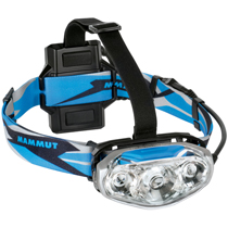 Mammut X-Sun Headlamp