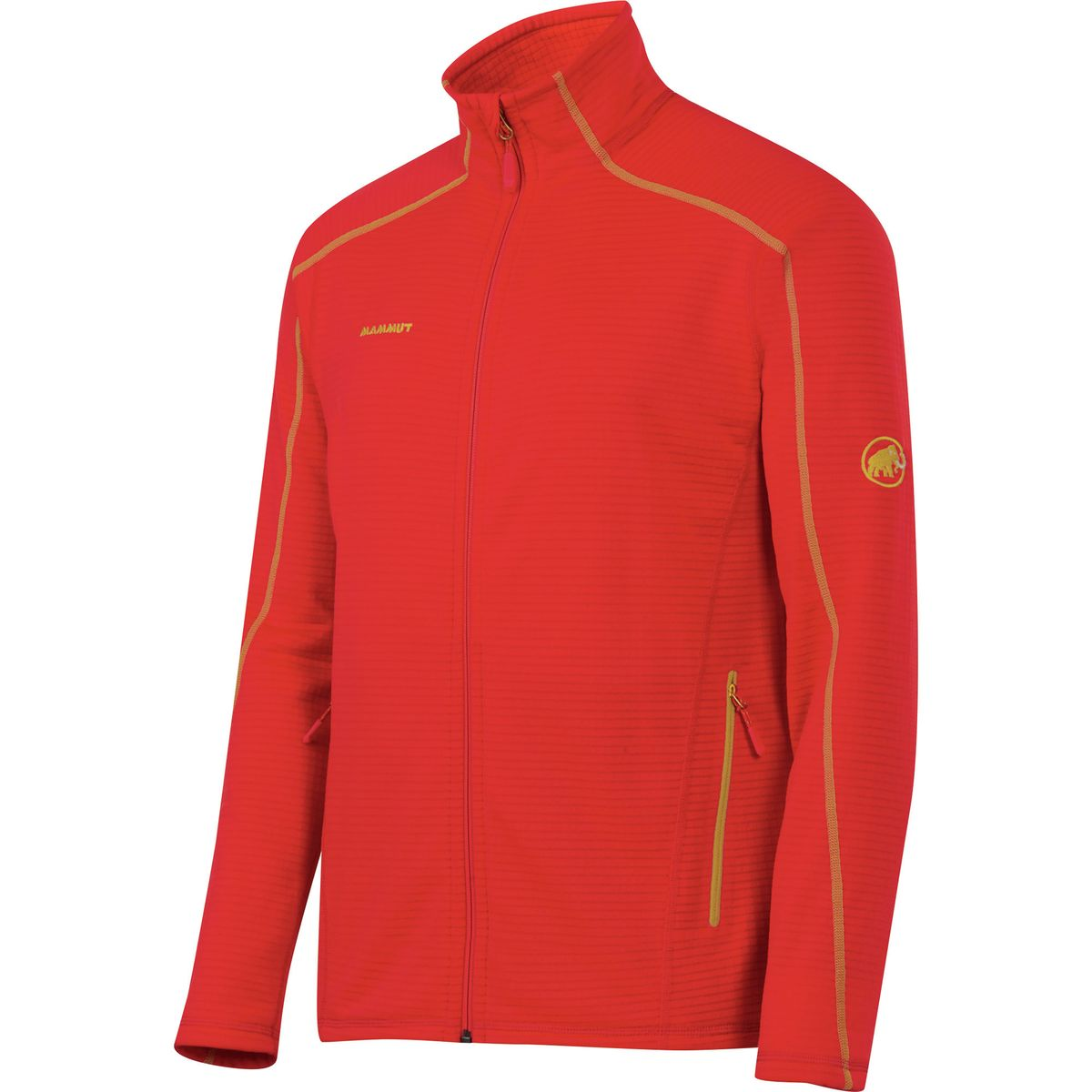photo: Mammut Lower Moseley Jacket fleece jacket
