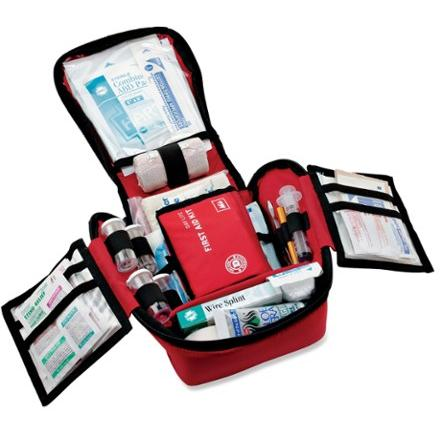 photo: REI Backpacker Plus Multiday First-Aid Kit first aid kit