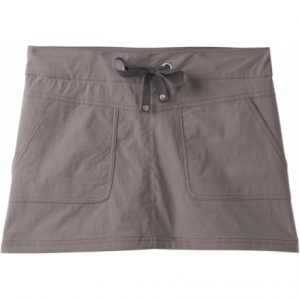 photo: prAna Women's Bliss Skort running skirt