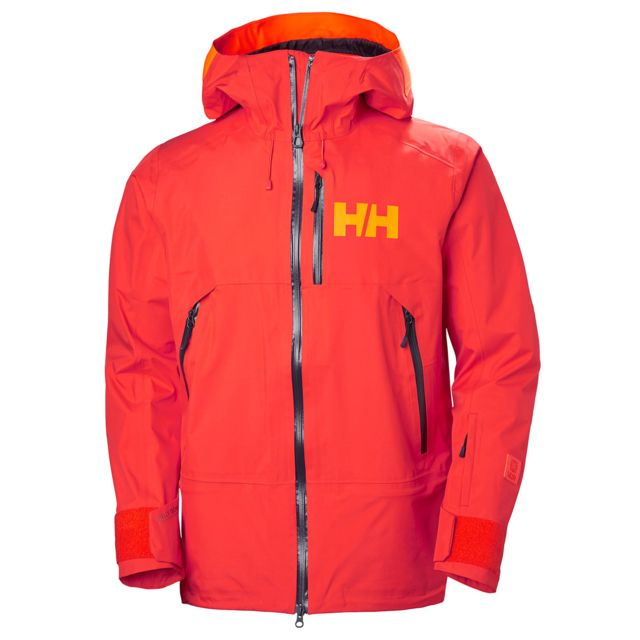 photo: Helly Hansen Sogn Shell Jacket snowsport jacket