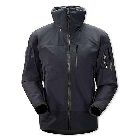 photo: Arc'teryx Men's Stinger Jacket waterproof jacket
