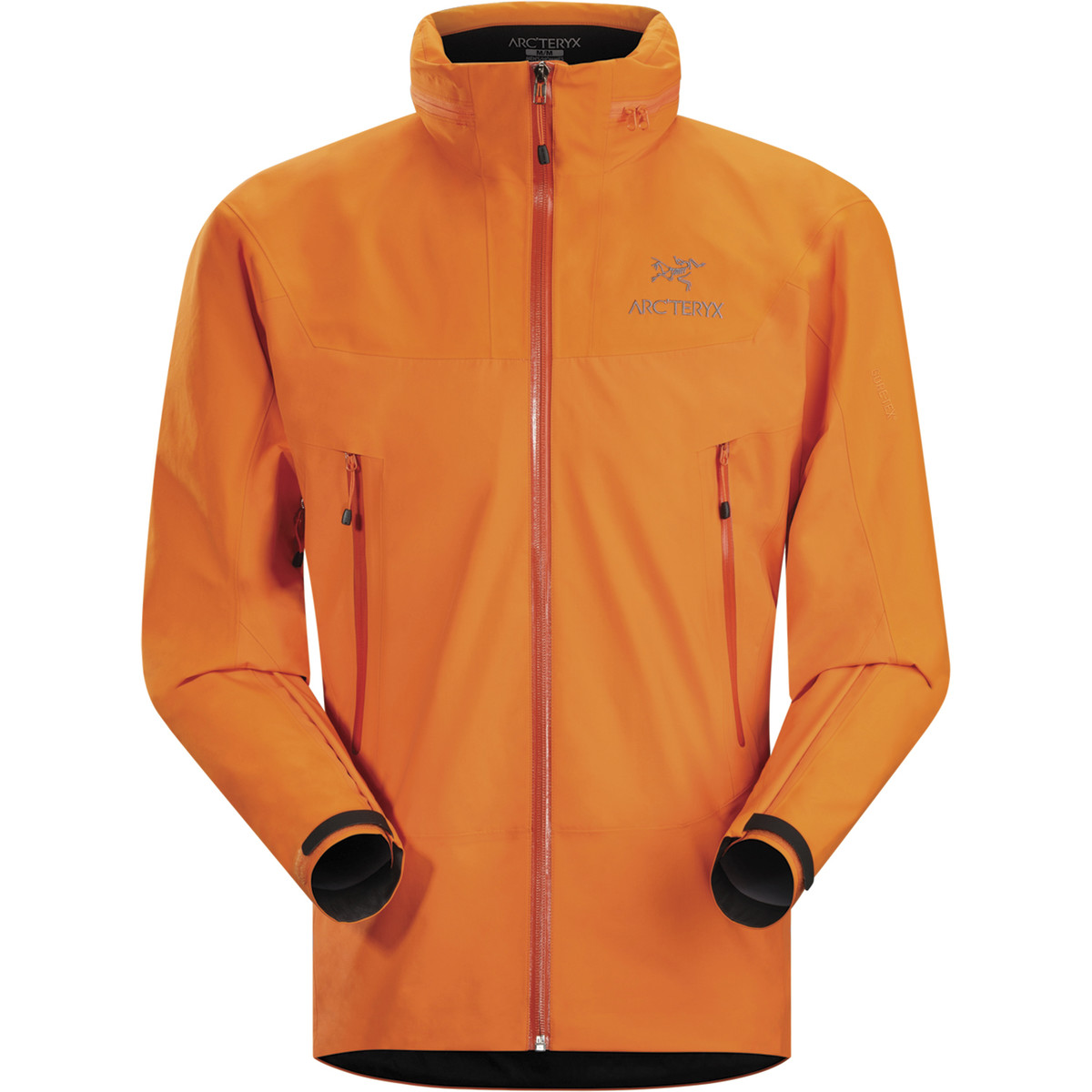 photo: Arc'teryx Zeta LT Hybrid Jacket waterproof jacket