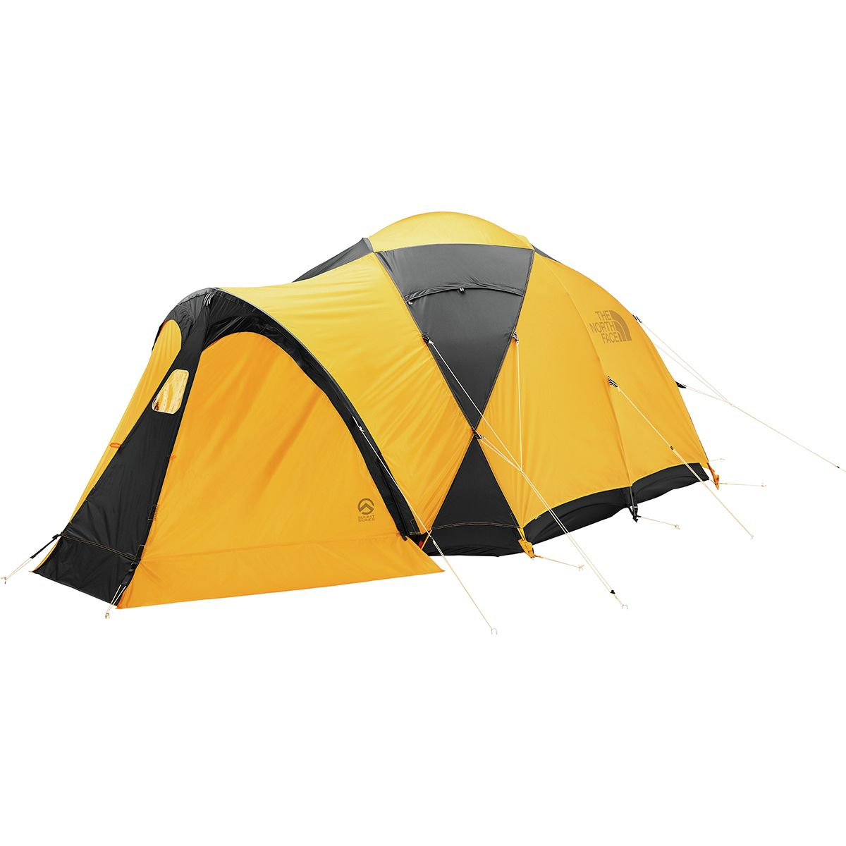 photo: The North Face Bastion 4 four-season tent