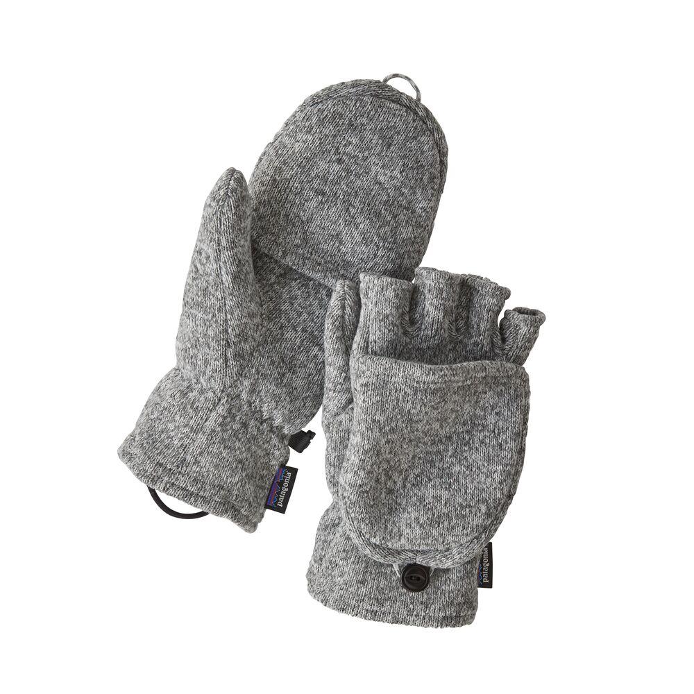 photo: Patagonia Better Sweater Gloves fleece glove/mitten