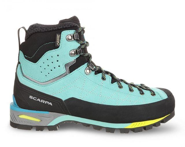 photo: Scarpa Women's Zodiac Tech GTX approach shoe