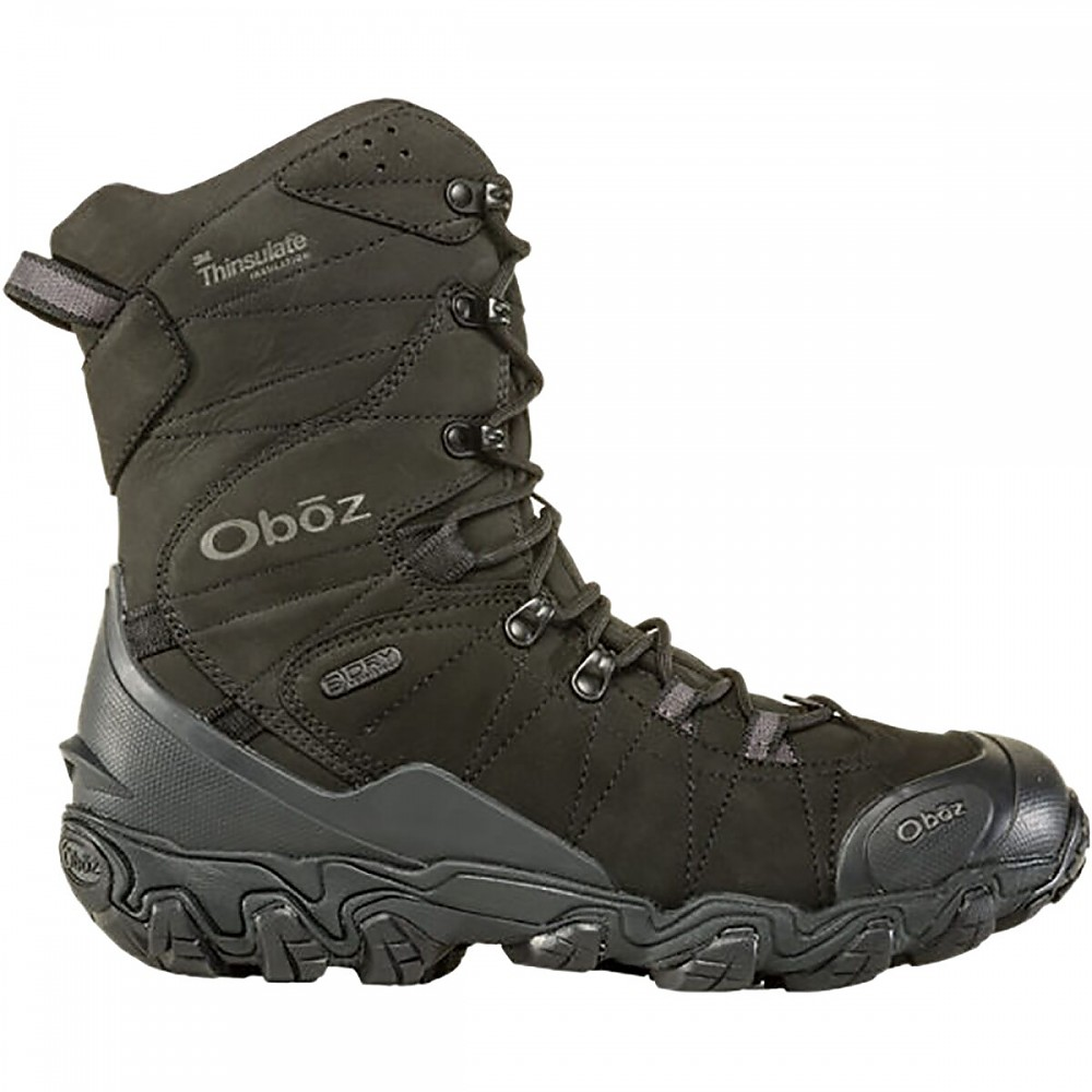 "photo: Oboz Bridger 10"" Insulated Waterproof winter boot"