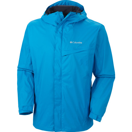 photo: Columbia Watertight Jacket waterproof jacket