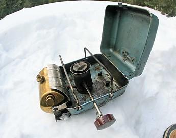 10 lb Winter Stove - Trailspace