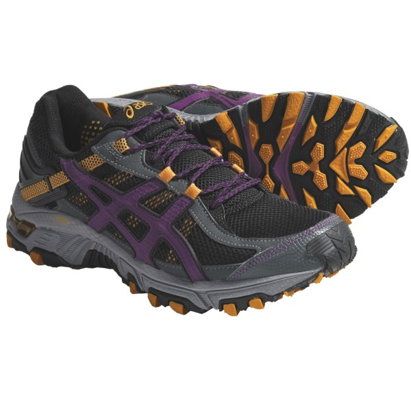 photo: Asics Women's Gel-Trabuco 14 trail running shoe