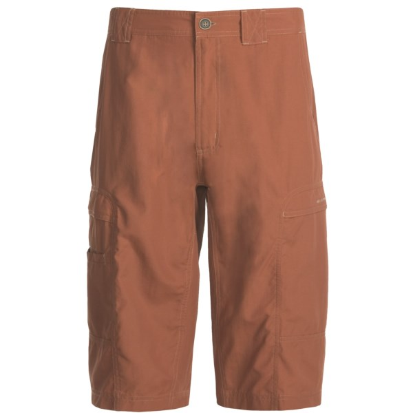 photo: ExOfficio Vent'r Skim'r Short hiking short