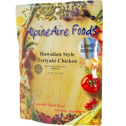 AlpineAire Foods Hawaiian Style Teriyaki Chicken