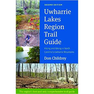 Earthbound Sports Uwharrie Lakes Region Trail Guide
