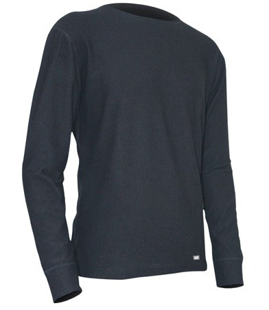 photo: Polarmax Kids' Severe Gear Fleece Crew base layer top