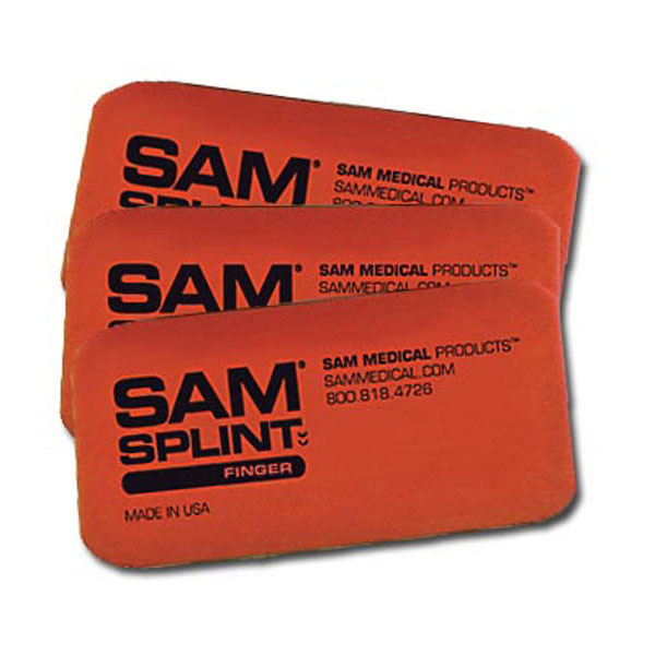 photo: SAM Medical SAM Finger Splint first aid supply
