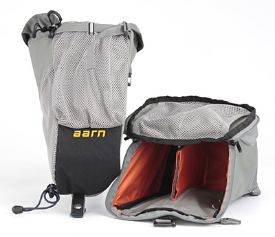 photo: Aarn Photo Balance Pockets front pack