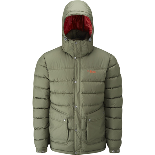 photo: Rab Sanctuary Jacket down insulated jacket