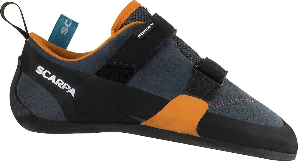 photo: Scarpa Force V climbing shoe
