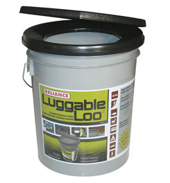 Reliance Luggable Loo