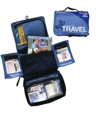 photo: Adventure Medical Kits Travel Medical Kit - Women's Edition first aid kit