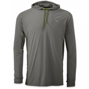photo: Outdoor Research Echo Hoody long sleeve performance top