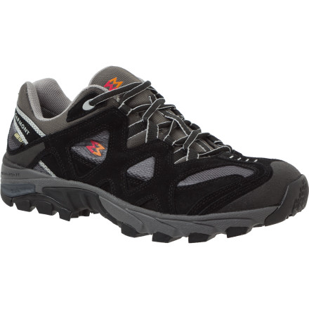 photo: Garmont Momentum GTX trail shoe