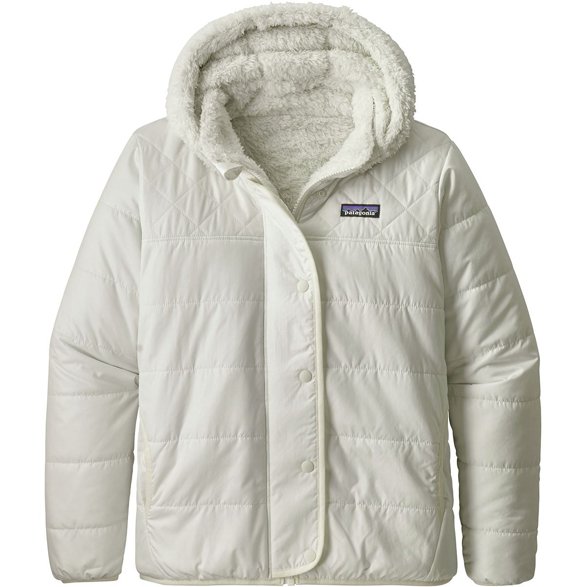 photo: Patagonia Reversible Dream Song Hoody down insulated jacket