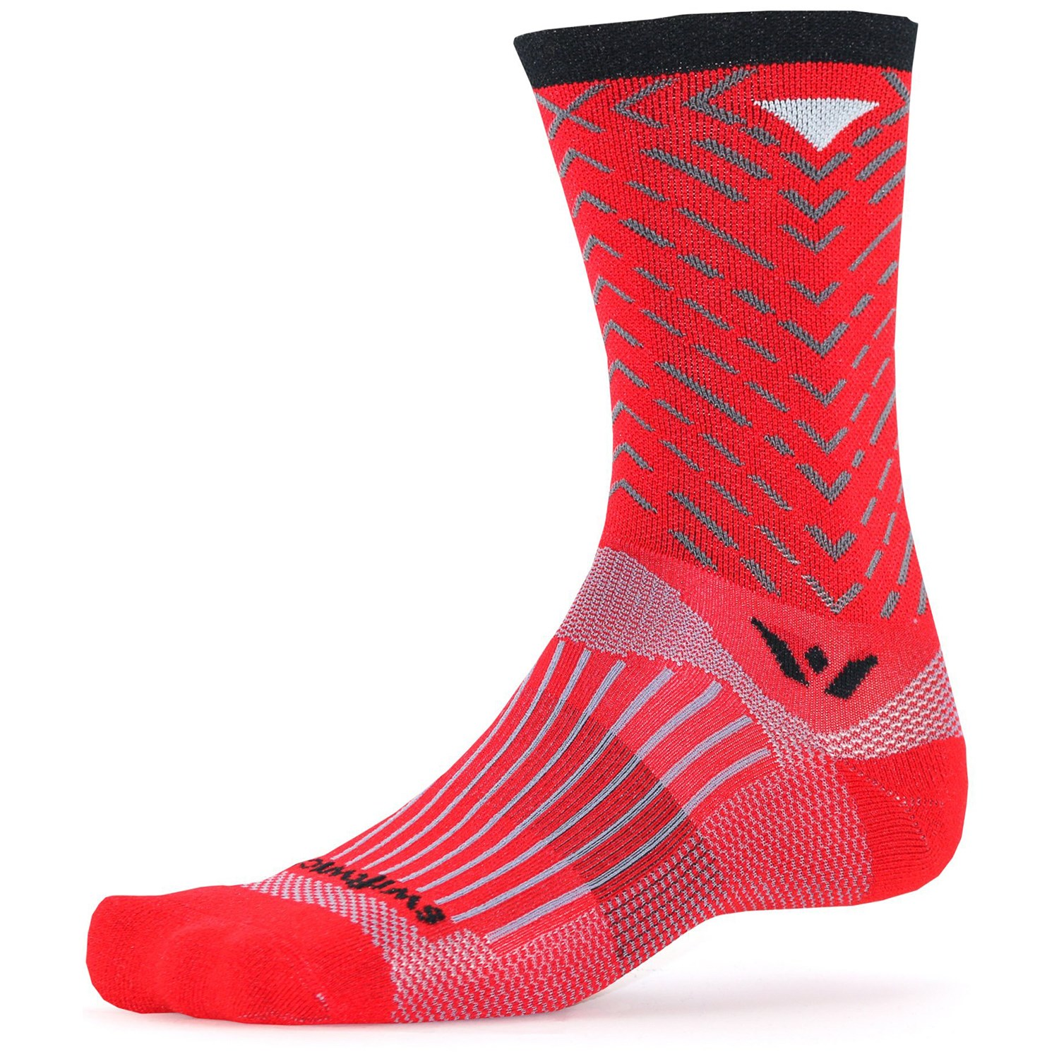 photo: Swiftwick Vision Seven Sock running sock