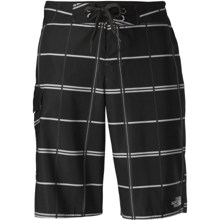 photo: The North Face Melvich Boardshort active short