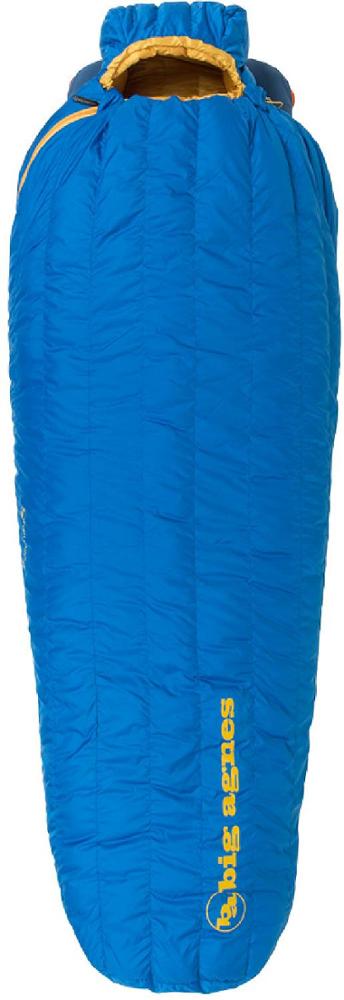 photo: Big Agnes Fish Hawk 30° 3-season down sleeping bag