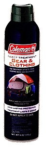 Coleman Gear & Clothing Insect Treatment - Twin Pack