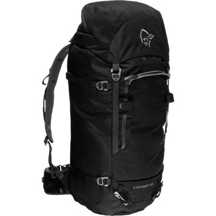 photo: Norrona Trollveggen 45L overnight pack (2,000 - 2,999 cu in)