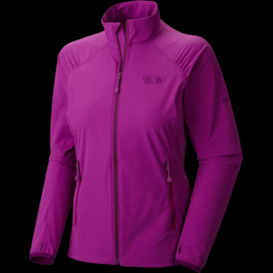 photo: Mountain Hardwear Women's Chocklite Jacket wind shirt