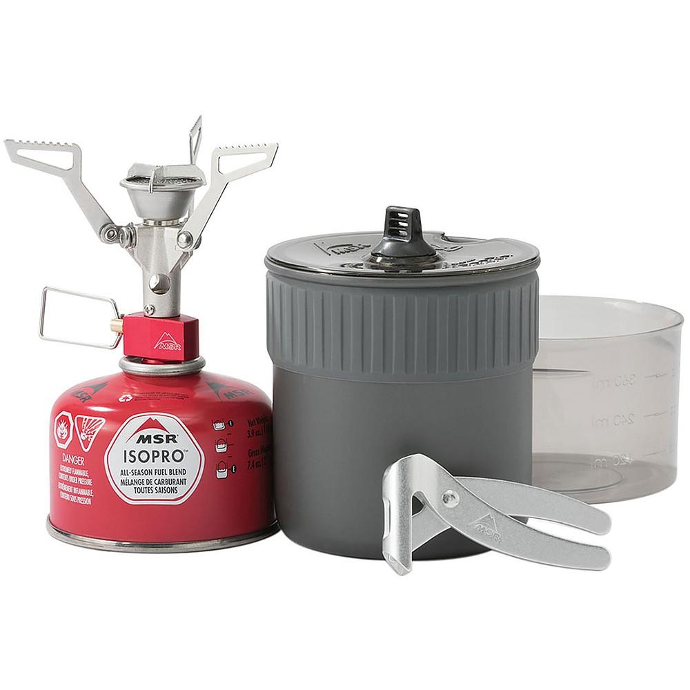 photo: MSR PocketRocket 2 Mini Stove Kit compressed fuel canister stove
