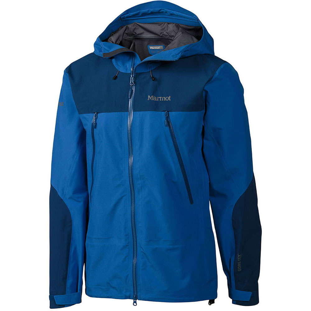 photo: Marmot Troll Wall Jacket waterproof jacket